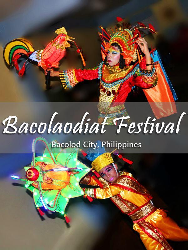BACOLOD CITY BACOLAODIAT FESTIVAL