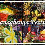 PANAGBENGA FESTIVAL 2016 SCHEDULE OF ACTIVITIES