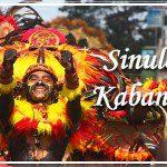 SINULOG SA KABANKALAN 2016  SCHEDULE OF ACTIVITIES