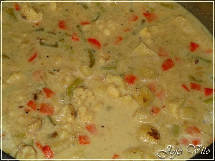 1 vegetable stew
