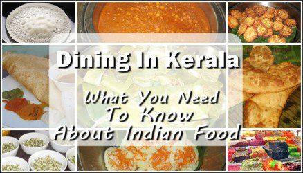 DINING IN KERALA