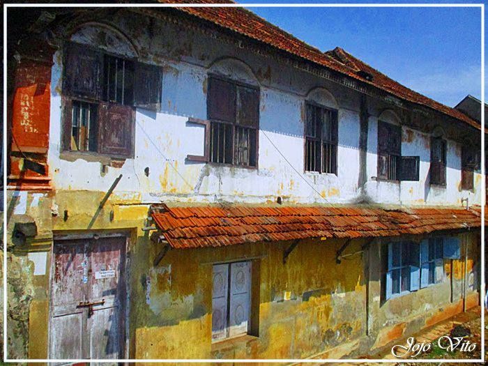 MY LAST DAY IN KERALA: EXPLORING MATTANCHERRY AND FORT KOCHI