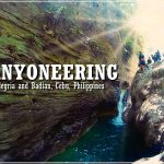 EXTREME ADVENTURE : CANYONEERING IN ALEGRIA AND BADIAN