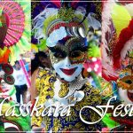 2016 BACOLOD MASSKARA FESTIVAL SCHEDULE  OF EVENTS