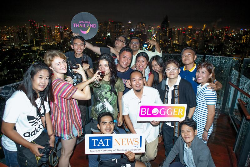TAT Newsroom Blogger Campaign Familiarization Trip