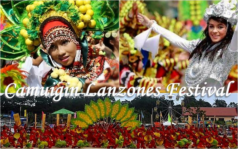 lanzones-festival, Camiguin Lanzones Festival