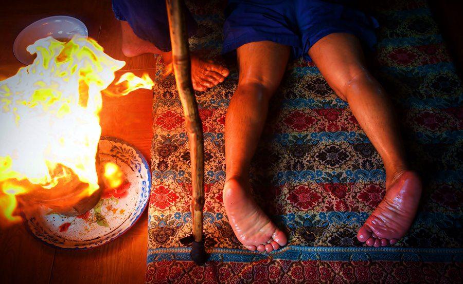 YAM KHANG FIRE MASSAGE