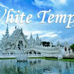 MY FIRST VISIT TO THE MAGNIFICENT WHITE TEMPLE ,CHIANG RAI