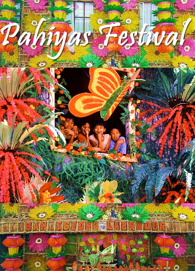 2017 Pahiyas Festival Schedule Of Activities The Happy Trip