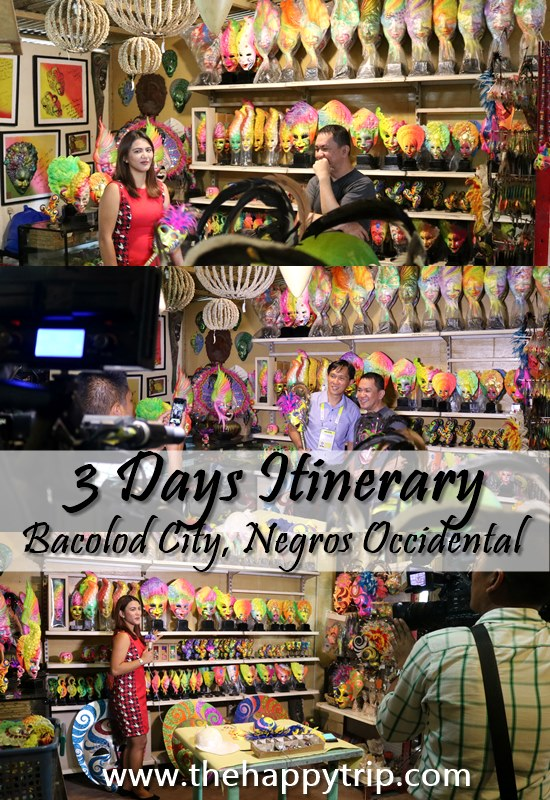 BACOLOD CITY, NEGROS OCCIDENTAL TRAVEL GUIDE