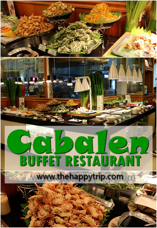 FOOD TRIP AT CABALEN BUFFET RESTAURANT