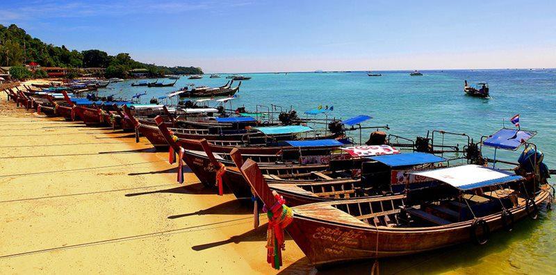 Krabi To Phi Phi Island Ferry Schedule