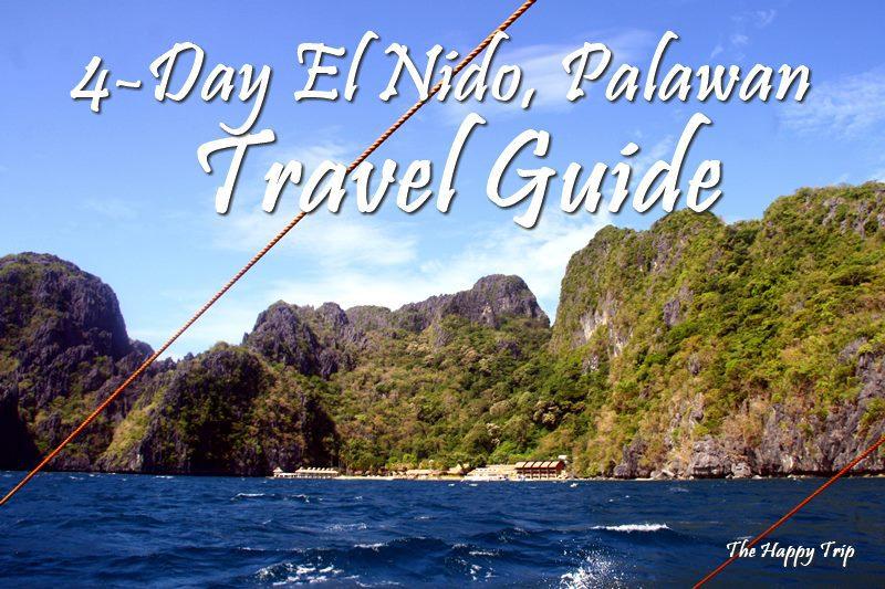 4-day el nido, palawan travel guide   itinerary, budget   the.