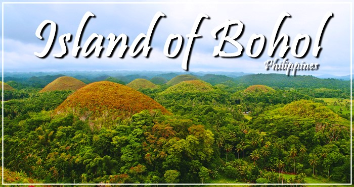 2019 Bohol Island Travel Guide Itinerary Budget Tourist Attractions The Happy Trip